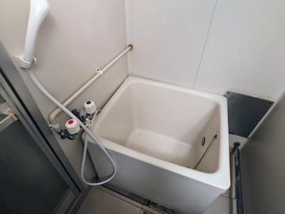 【浴室】サンビレッジ1