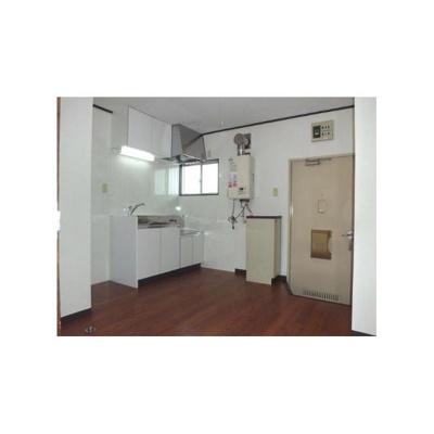 サンハイム3号のキッチン2