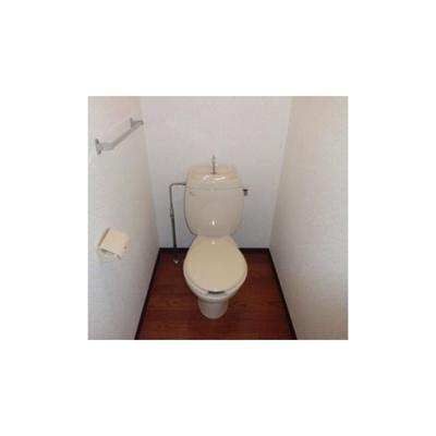 サンハイム3号のトイレ