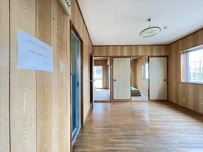 【居間・リビング】赤嶺アパート