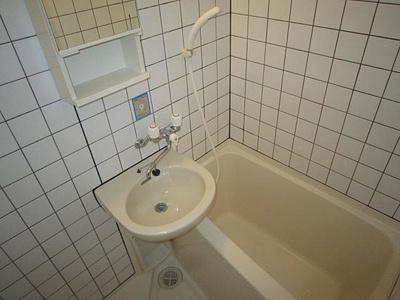 【浴室】キャッスルアート御影