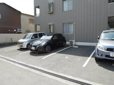 【駐車場】ドリーム6ハイツ