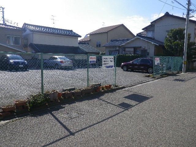 【外観】田中町駐車場