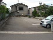 白銀1駐車場の画像