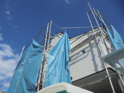 【外観】寝屋川市清水町 新築一戸建て