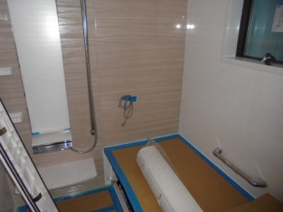 【浴室】寝屋川市清水町 新築一戸建て