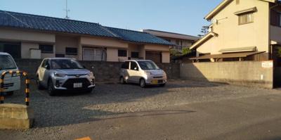 矢納駐車場