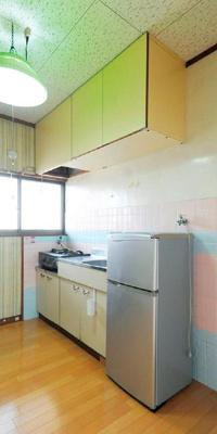 【キッチン】ニュー宮の下ハイツ