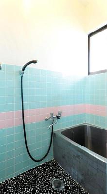【浴室】ニュー宮の下ハイツ