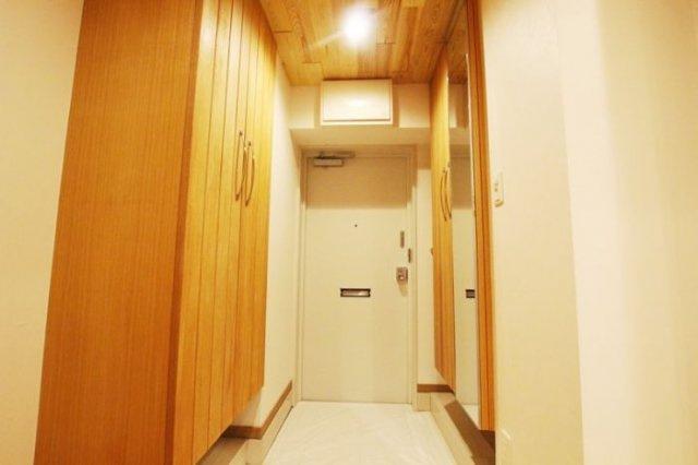 朝日プラザ薬院(1LDK) ダウンライトは人感センサー付きです