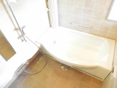 【浴室】ディーグランセ上町台ハイレジデンス
