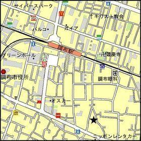 【地図】Alouette