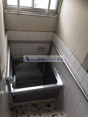【浴室】北条6丁目貸家