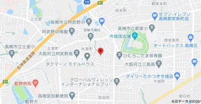 【地図】ウェルシィー氷室