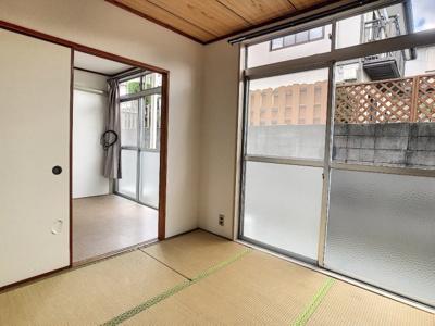 【和室】第3関ハイツ