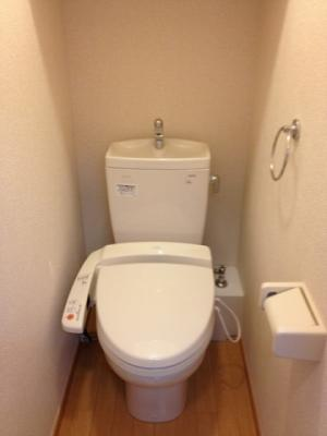 【トイレ】レオパレスTOWA