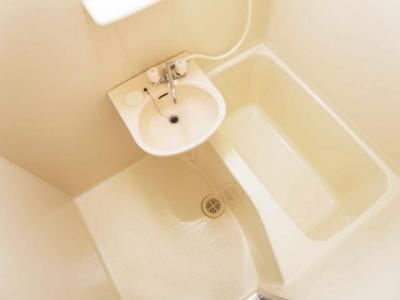 【浴室】レオパレスTOWA