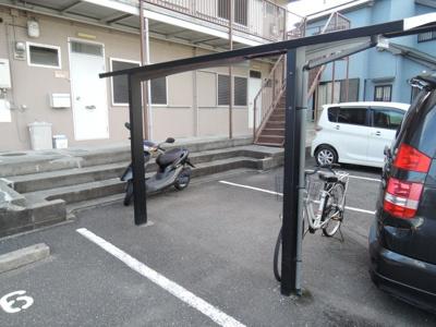【その他共用部分】ハイツ真田