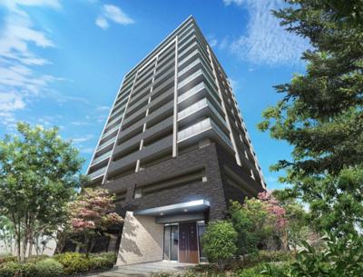 【外観】リビオ堺浅香駅前プライドマークス 10階部分