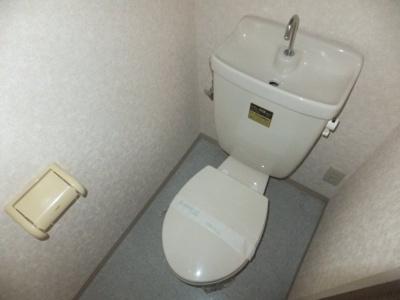 【トイレ】パークヒル須和田