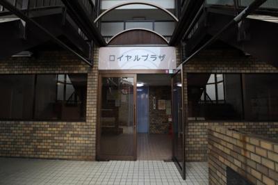 【エントランス】香里ロイヤルプラザ