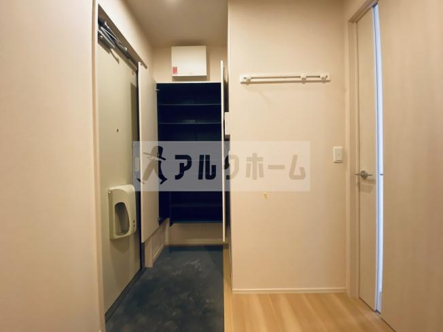 Harmony cort(ハーモニーコート) 玄関
