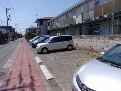 【駐車場】南林間ハウス