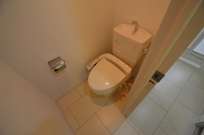 【トイレ】ラ・サンテ王子公園