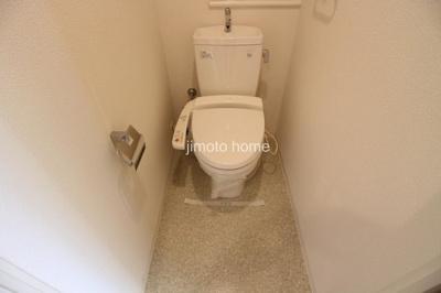 【トイレ】アシュランス新町