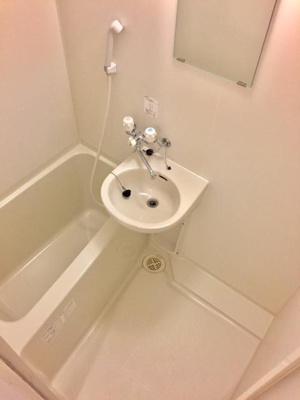 【浴室】レオネクストセントラルささ山
