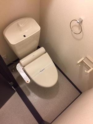 【トイレ】レオネクストセントラルささ山