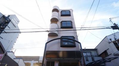 【外観】ハイムアサヒ1階店舗