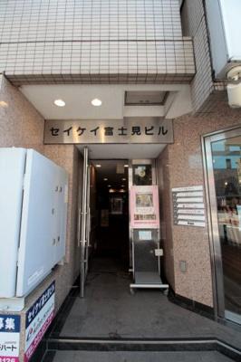【エントランス】セイケイ富士見ビル