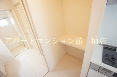 【内装】BLESSHOUSE柏西町C
