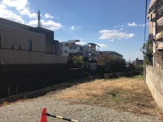【外観】東大阪市東石切町1丁目 売地