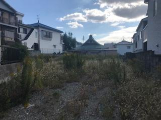【外観】東大阪市立花町 売土地