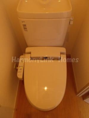 マーベラス上池袋のトイレです