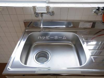 【キッチン】斉藤マンション
