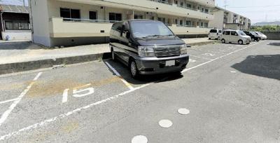 【駐車場】秋野ビル