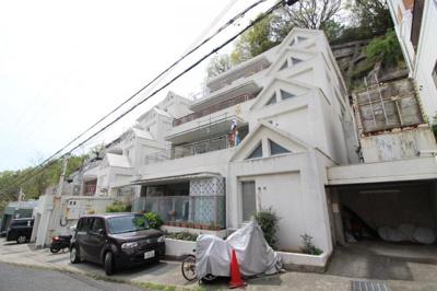 【外観】サンヴィラ六甲1号館