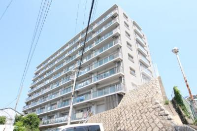 【外観】六甲桜ヶ丘ハイツ