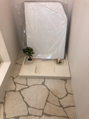 【浴室】寝屋川市葛原新町 中古戸建て