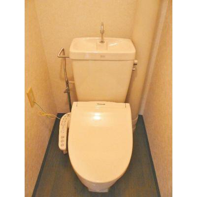 サンライズみやこの同タイプのトイレ