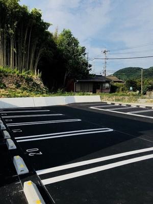 【駐車場】ラウレアA