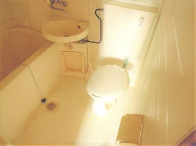 【浴室】塚本ビル