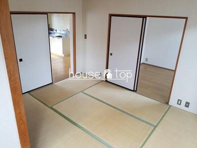 【和室】ソファレ三保(春風小・上甲子園中学校区)