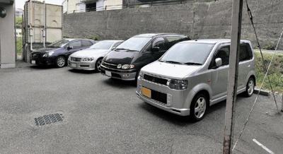 【駐車場】ハイアートビル新下関