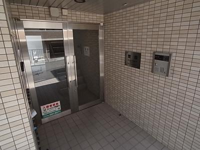 【ロビー】シャトラン弓木五番館