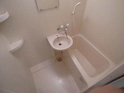 【浴室】シャトラン弓木五番館
