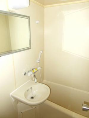 【浴室】オアーゼビル